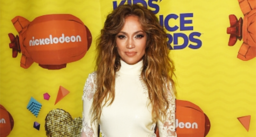 Jennifer Lopez Star Style At Nickelodeon's Kids' Choice Awards