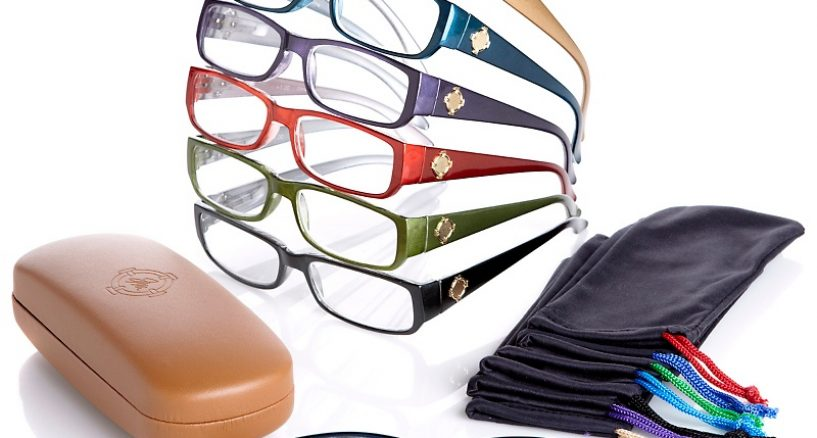 "Joy Mangano SHADES Readers ""Must-Have"" 13-piece Set by Kathy"