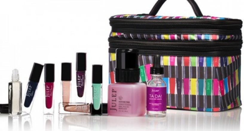Julep Color Caddy The Best Nail Gift Set For The Holidays