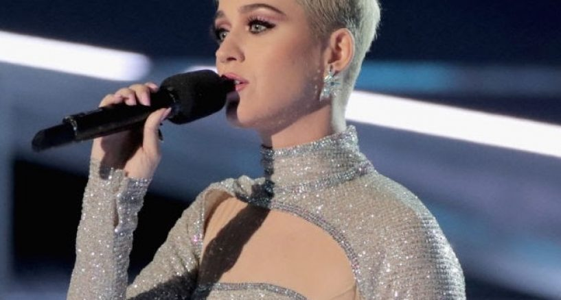 Katy Perry, MTV Video Music Awards Red Carpet Diamond Moment