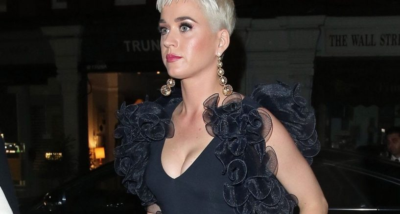 Katy Perry style alert as she rocked Maxior earrings