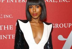 Kerry Washington Night Of Stars Modern Voices Gala Style
