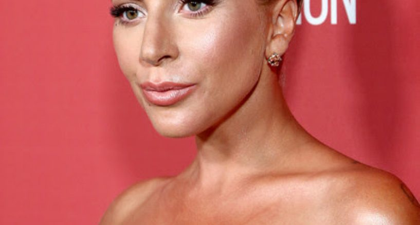 Lady Gaga's Red Carpet Morganite diamond earrings we adore