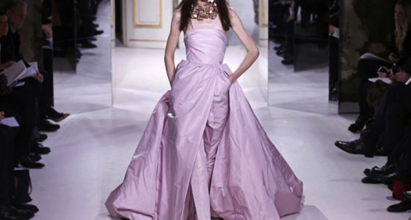 Fab Dress Styles from Giambattista Valli Summer 2013