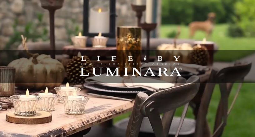 Luminara The Real Flame Effect Candle