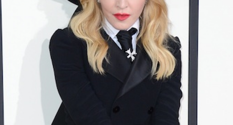 Grammy Jewels, Madonna, Designs by Millo Red Hot!