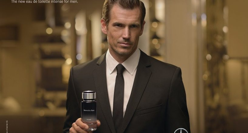 Mercedes-Benz Intense for Men, The Fragrance