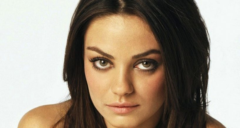 Mila Kunis wears Superdry after NOLA weekend w/Ashton Kutcher
