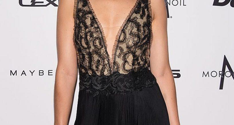 Emily DiDonato Le Vian Black Diamond Style
