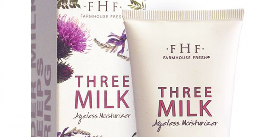 Three Milk Ageless Day Cream Is A Must