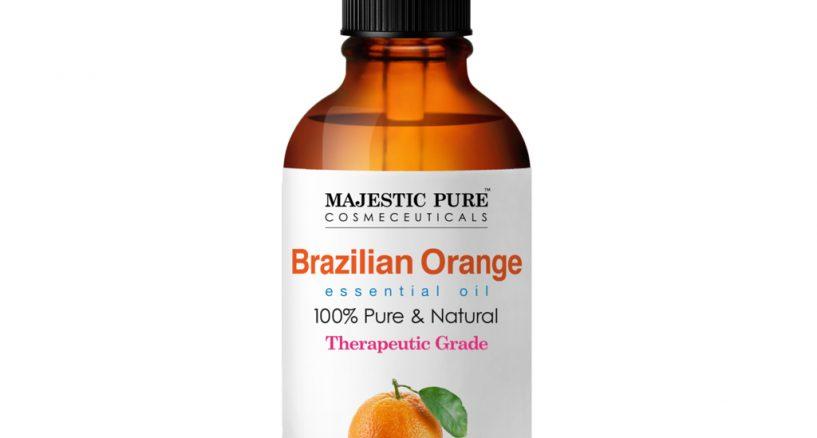 Majestic Pure Brazilian Orange Essential Oil Is A Must