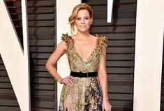 Oscar Style, Elizabeth Banks, Vanity Fair Oscar Party