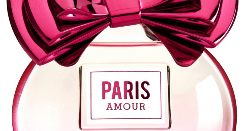 PARIS AMOUR For Valentines Day
