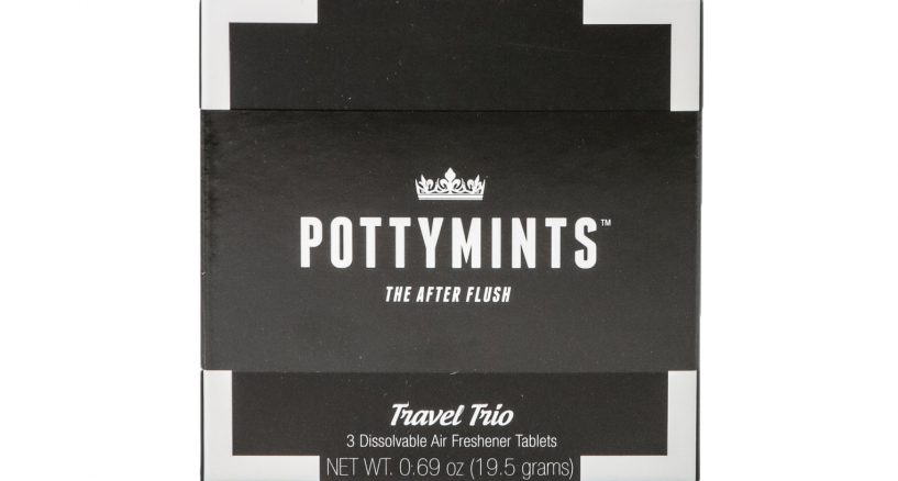 Potty Mints, The Must Have Secret To Keep In Your Purse