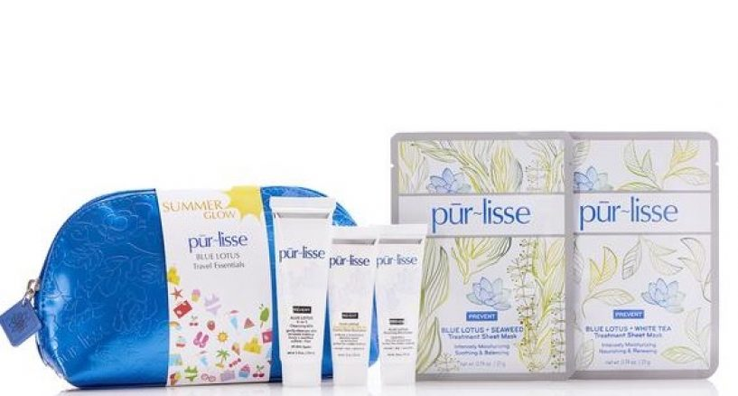 BLUE LOTUS Travel Essentials Set Must Have