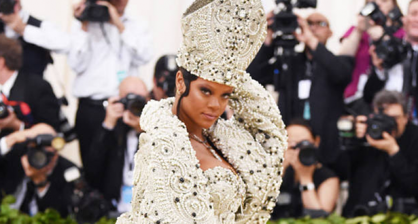 Rihanna, MET BALL Stars Glow with Tracie Martyn Facial