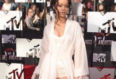 Rhianna's star style at MTV Movie Award