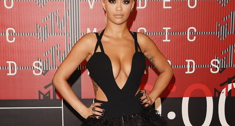 Rita Ora, MTV Video Music Awards, Her Red Carpet Style