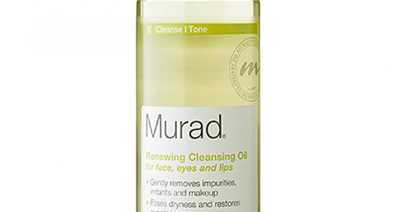 Editor's Pick of the Day: Murad Renewing Cleansing Oil