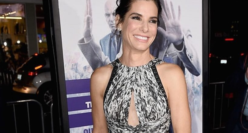 Sandra Bullock, Red Carpet Ready With Jack Vartanian