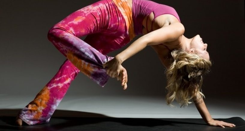 Yoga Style News: Fabulous Colorful Yoga Pants from Shining Shakti