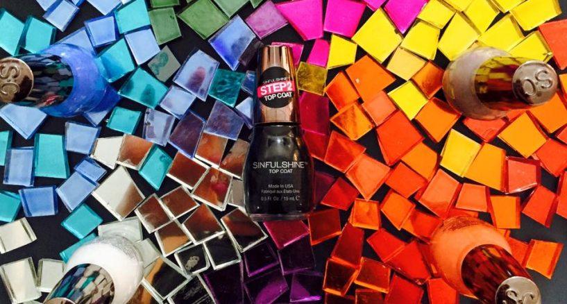 Nail Polish Glam News: Sinful Colors Nail Fun Favorite