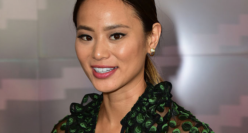Jamie Chung Style In Borgioni Diamonds