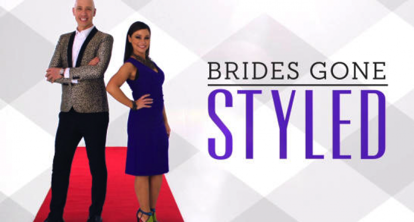 "Bride Makeover Series, ""Brides Gone Styled"" on TLC"