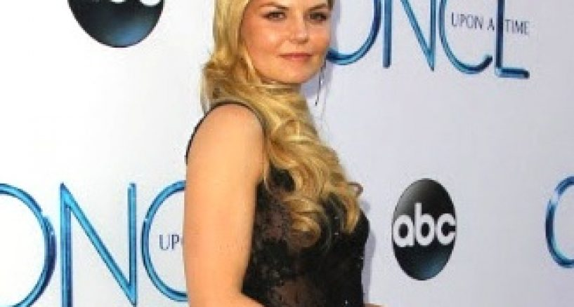 "Jennifer Morrison, ABC's ""Once Upon A Time"", The It Ring"