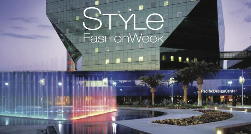 Style Fashion Week Moves Shows to the Pacific Design Center