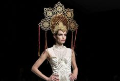 Sue Wong Spring 2015 Rocks the Runway With L.A. Couture Style