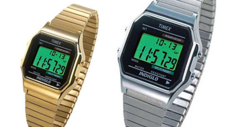 Timex 80 Jumbo Metal Fathers Day Gifts To Give