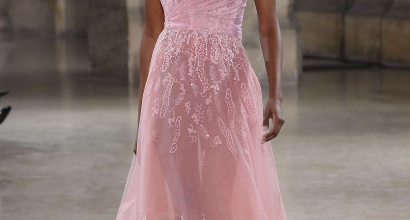 Tony Ward Spring 2019, Beautiful fashion