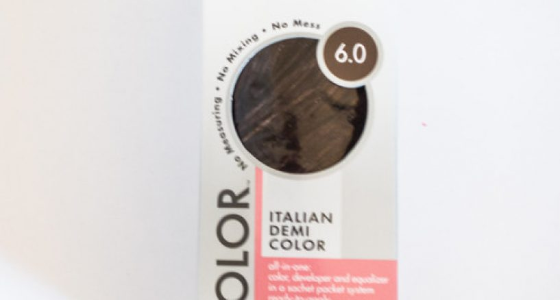 U COLOR by Umberto Beverly Hills is the luxurious, demi-permanent color