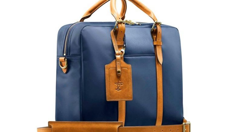 Stuart & Lau Men's work and weekend bags