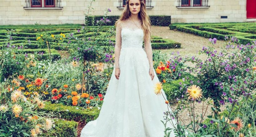 California bridal designer Sabrina Dahan Launches New Collection