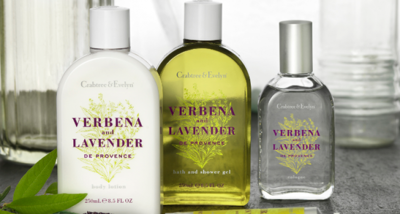 Crabtree & Evelyn Verbena & Lavender Body Lotion Must Have