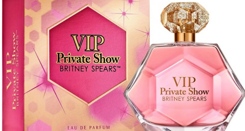 Britney Spears VIP Private Show Fragrance, The Perfect Gift Any Season