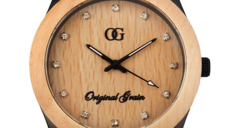 Original Grain Wood Watches Are A Lifestyle Experience