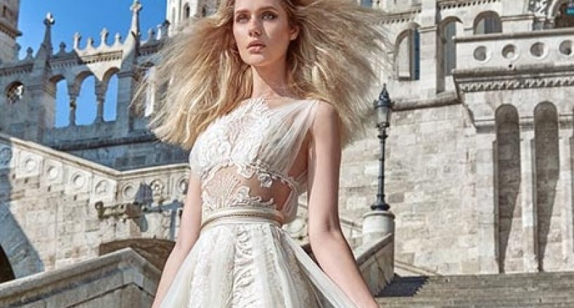 Wedding Dress Designer Spotlight on Galia Lahav