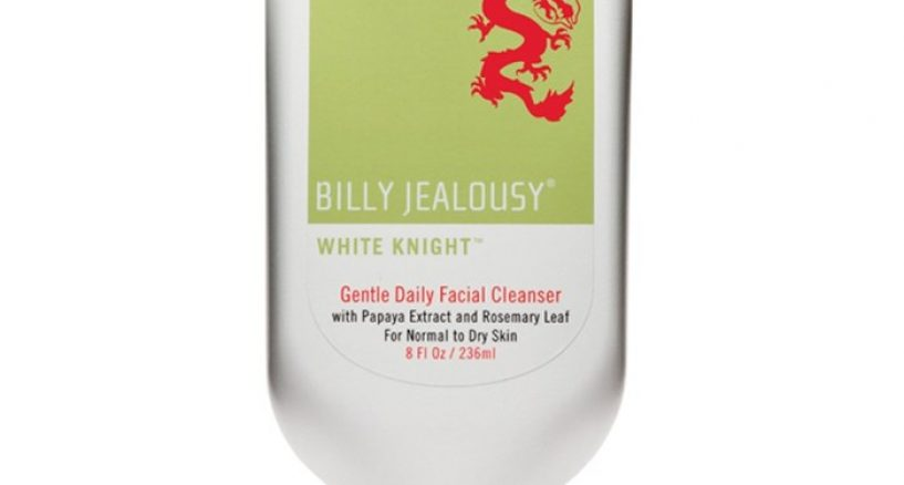 Fab Five on Mens Grooming With Billy Jealousy's White Knight