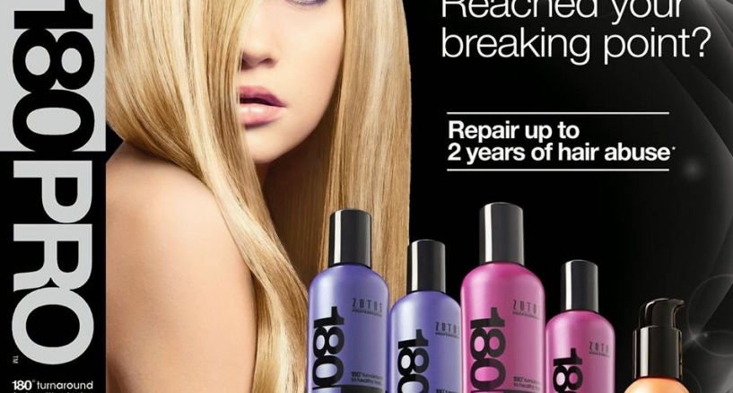 180PRO Hair Care Line Is The Secret To Healthy Hair